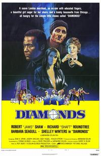 Diamonds - 11 x 17 Movie Poster - Style C