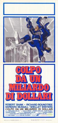 Diamonds - 39 x 55 Movie Poster - Italian Style A