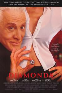Diamonds - 11 x 17 Movie Poster - Style B