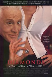 Diamonds - 27 x 40 Movie Poster - Style A