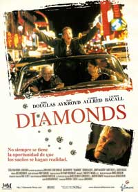 Diamonds - 11 x 17 Movie Poster - Spanish Style A