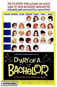 Diary of a Bachelor - 11 x 17 Movie Poster - Style A