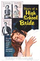 Diary of a High School Bride - 27 x 40 Movie Poster - Style A