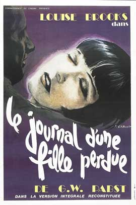 Diary of a Lost Girl - 11 x 17 Movie Poster - French Style A