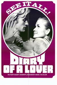 Diary of a Lover - 11 x 17 Movie Poster - Style A