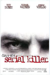 Diary of a Serial Killer - 27 x 40 Movie Poster - Style A