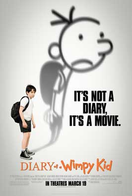 Diary of a Wimpy Kid - 27 x 40 Movie Poster - Style A
