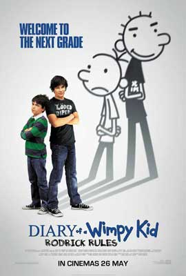 Diary of a Wimpy Kid: Rodrick Rules - 27 x 40 Movie Poster - Style B