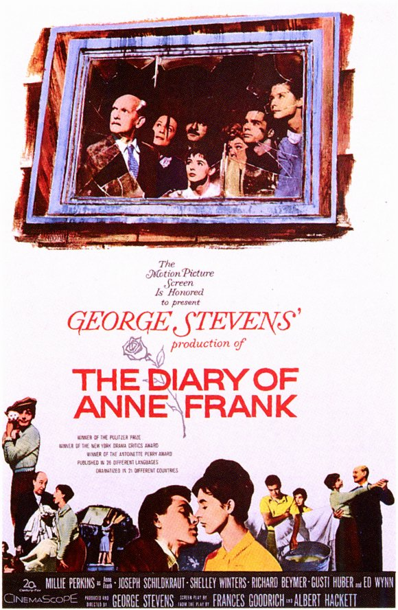 the diary of anne frank watch movies online download