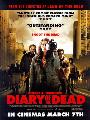 Diary of the Dead - 11 x 17 Movie Poster - UK Style A