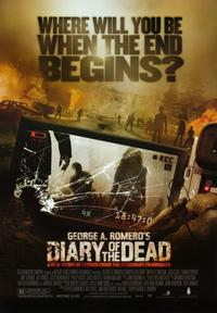 Diary of the Dead - 43 x 62 Movie Poster - Bus Shelter Style A