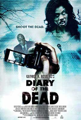 Diary of the Dead - 11 x 17 Movie Poster - Style B
