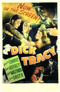 Dick Tracy, Detective - 43 x 62 Movie Poster - Bus Shelter Style A