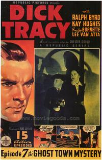 Dick Tracy - 27 x 40 Movie Poster - Style C