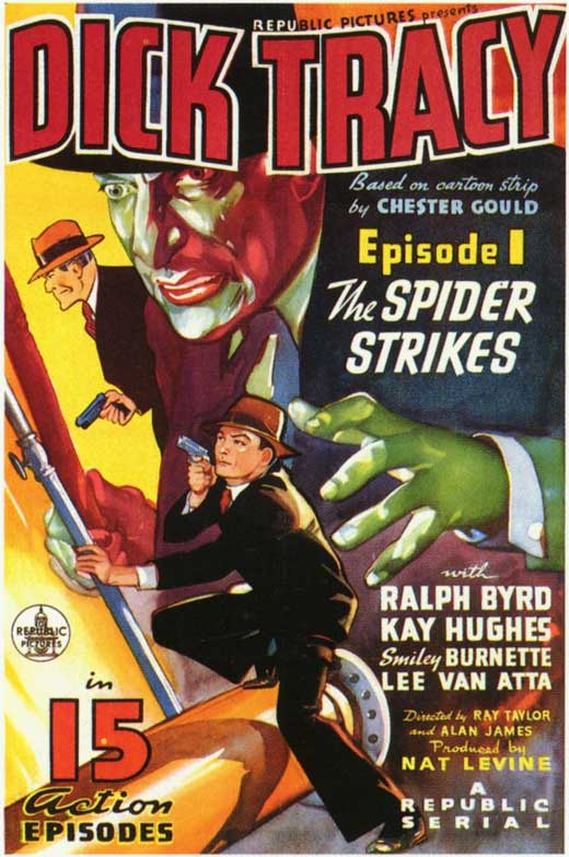 Dick Tracey Movie 104