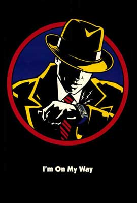 Dick Tracy - 11 x 17 Movie Poster - Style A