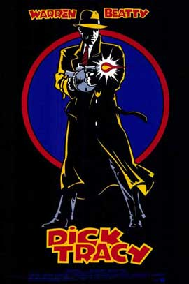 Dick Tracy - 11 x 17 Movie Poster - Style K