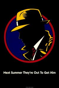 Dick Tracy - 27 x 40 Movie Poster - Style B