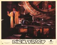 Dick Tracy - 11 x 14 Poster French Style A