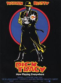 Dick Tracy - 43 x 62 Movie Poster - Bus Shelter Style C
