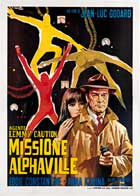 Dick Tracy on Mars - 11 x 17 Movie Poster - French Style A