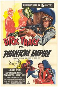 Dick Tracy vs. Crime Inc. - 11 x 17 Movie Poster - Style D