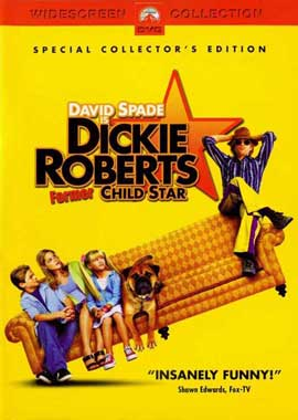 Dickie Roberts: Former Child Star - 27 x 40 Movie Poster - Style B