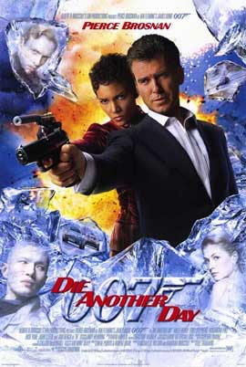 Die Another Day - 11 x 17 Movie Poster - Style D