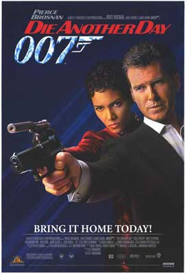 Die Another Day - 11 x 17 Movie Poster - Style F