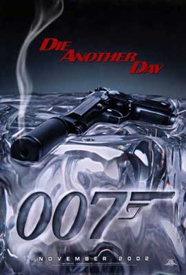 Die Another Day - 27 x 40 Movie Poster - Style A