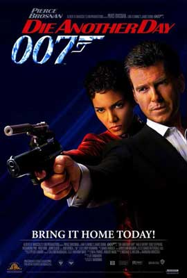Die Another Day - 27 x 40 Movie Poster - Style C