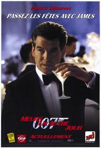 Die Another Day - 47 x 62 Movie Poster - French Style A