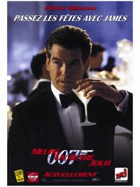 Die Another Day - 30 x 40 Movie Poster - French Style A