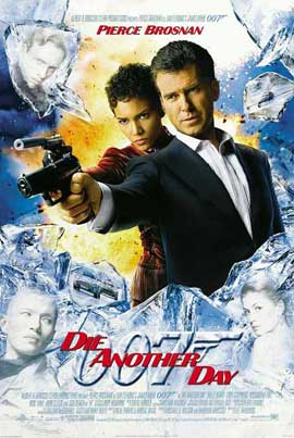 Die Another Day - 27 x 40 Movie Poster - Style D