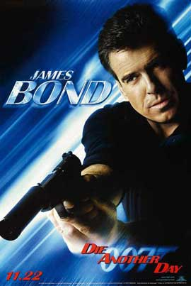 Die Another Day - 11 x 17 Movie Poster - Style J