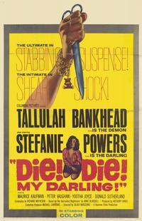 Die! Die! My Darling! - 11 x 17 Movie Poster - Style A