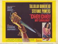 Die! Die! My Darling! - 11 x 14 Movie Poster - Style H