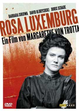 Die Geduld der Rosa Luxemburg - 27 x 40 Movie Poster - German Style A