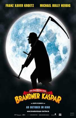 Die Geschichte vom Brandner Kaspar - 11 x 17 Movie Poster - German Style A