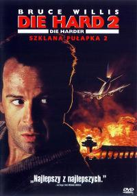 Die Hard 2: Die Harder - 27 x 40 Movie Poster - Polish Style A