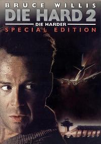 Die Hard 2: Die Harder - 27 x 40 Movie Poster - Style D