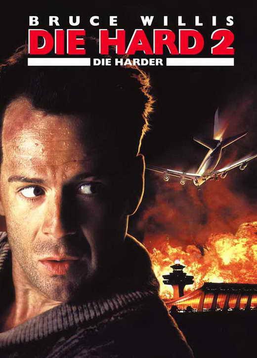 Die Hard 2 Die Harder Movie Posters From Movie Poster Shop