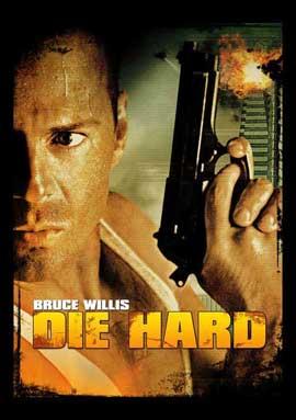 Die Hard - 27 x 40 Movie Poster - Style C