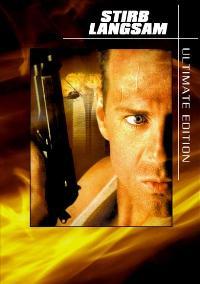 Die Hard - 27 x 40 Movie Poster - German Style A