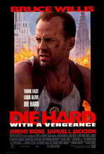 Die Hard: With a Vengeance - 27 x 40 Movie Poster - Style A