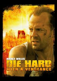 Die Hard: With a Vengeance - 27 x 40 Movie Poster - Style B