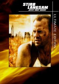 Die Hard: With a Vengeance - 27 x 40 Movie Poster - German Style A