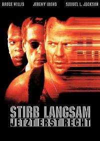 Die Hard: With a Vengeance - 27 x 40 Movie Poster - German Style B