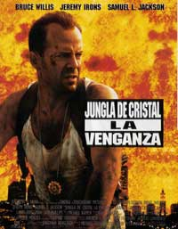 Die Hard: With a Vengeance - 27 x 40 Movie Poster - Spanish Style A
