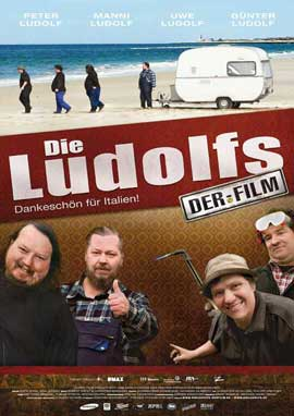 Die Ludolfs - Der Film: Dankeschon fur Italien! - 27 x 40 Movie Poster - German Style A